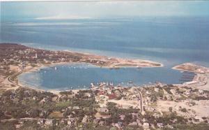 Ocracoke Village & Harbor , Ocracoke Island , North Carolina , 50-60s