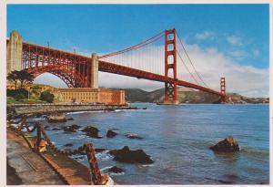 GOLDEN GATE BRIDGE SAN FRANCISCO - 611