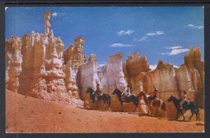 Horseback Riders,Bryce Canyon National Park,UT BIN