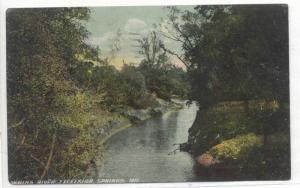 Fishing River, Excelsior, Springs, Missouri, PU-1910
