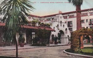 Campanile, Hotel Glenwood, RIVERSIDE, California, 00-10s