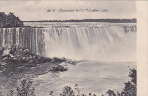 Horseshoe Falls, Canadian Side, Niagara Falls, Ontario, Canada, 00-10s