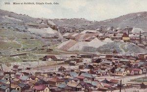 CRIPPLE CREEK , Colorado , 1901-07 ; Mines at Goldfield