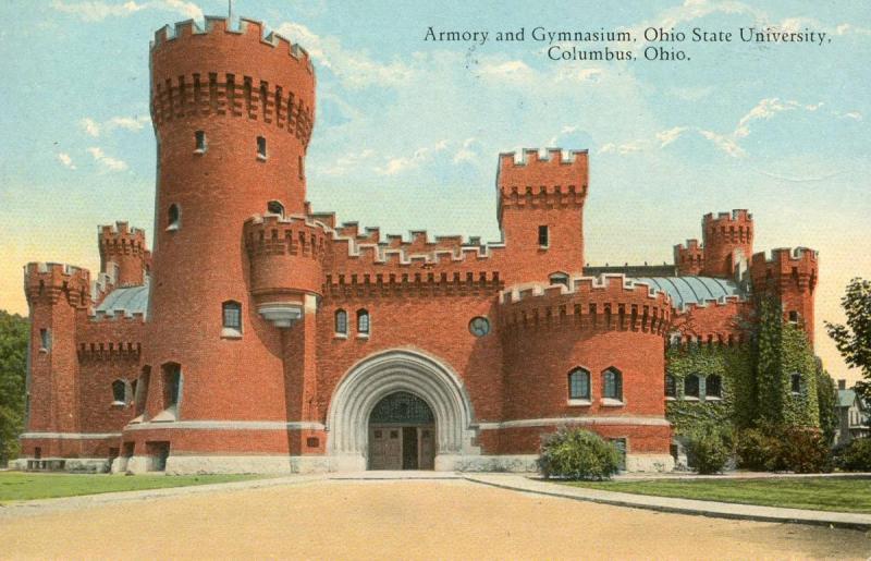 OH - Columbus. Armory  and Gymnasium, Ohio State University