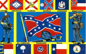 Military - Flags of the Confederate States (Civil War)