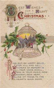 CHRISTMAS Bell , 00-10s ; WINSCH