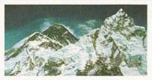 Brooke Bond Tea Vintage Cigarette Card Features Of The World 1987 No 26 Mount...