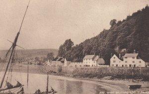 Minehead (Somerset), England, UK, 1910s ; Quay
