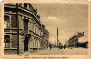CPA ARRAS - Carrefour rue de temple (196778)