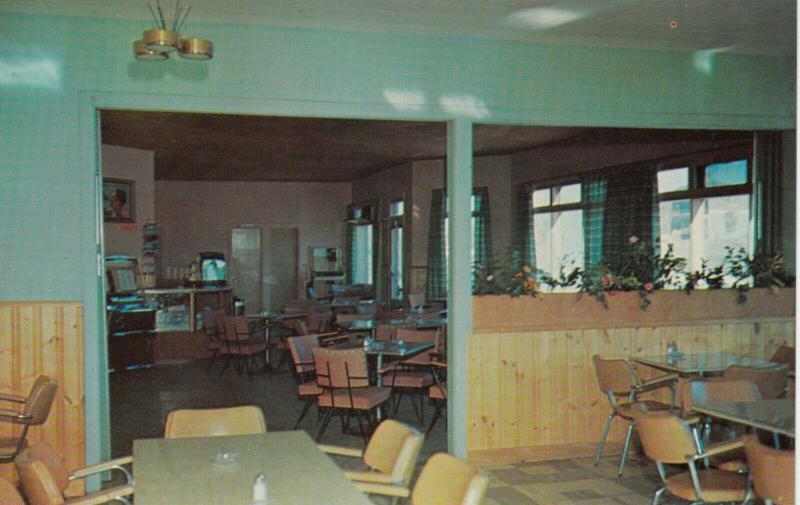 MONTMAGNY, Quebec,  50-60s ; Restaurant L'Espinay Enr.