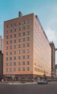 PROVIDENCE, Rhode Island, 1940-1960s; The Howard Building