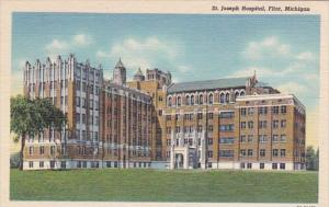 Michigan Flint St Joseph Hospital Curteich
