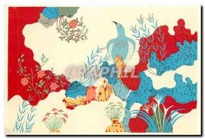 Modern Postcard Der Blaue Vogels