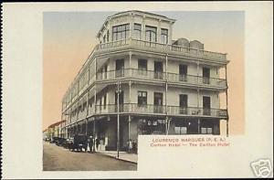 mozambique, LOURENCO MARQUES, Carlton Hotel (1910s)