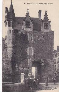 La Porte Saint-Pierre, Nantes (Loire Atlantique), France, 1900-1910s
