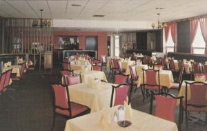 ST. JOHN'S, Newfoundland, Canada, 1940-1960's; Skyline Motel, Dining Room