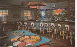 RENO, Nevada, 40-50s ; The Fabulous Covered Wagon Room , Harolds Club / Casino