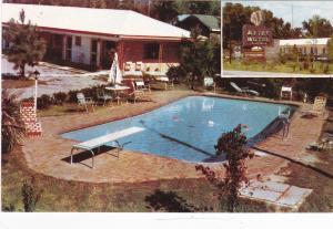 ORANGEBURG , SC, 50-60s ; Aztec Motel, U.S. Highway 301