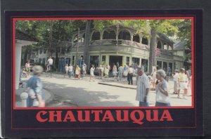 America Postcard - Oriental Bazaar, Chautauqua    HP66