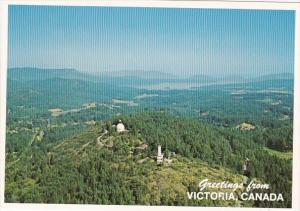 Canada Greetings From Victoria Dominion Astrophysical Observatory