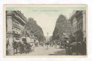 Le Boulevard Des Italiens, Paris, France, 1900-10s