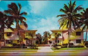Florida Hollywood Beach Beverly Gardens Motel