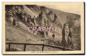Postcard Old La Casse Deserte Col Izoard