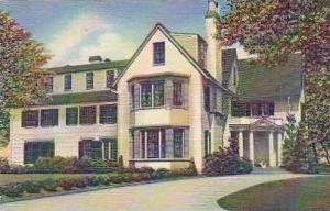 Illinois Barrington Bellarmine Hall Curteich