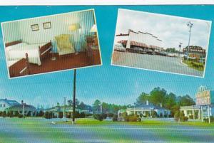 Virginia Richmond Robert E Lee Motor Court & Restaurant 1957