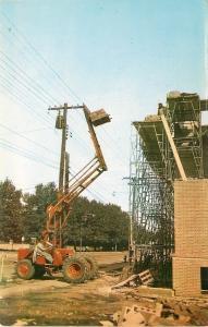 Long Island City New York~Lull Shy-Hi Tractor~Contractors Supply Corp~1950s Adv