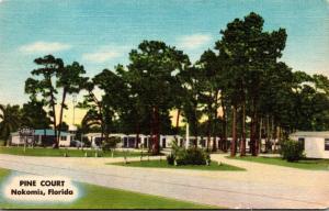 Florida Nokomis Pine Court