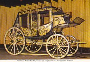 Canada Concord Dtagecoach Nova Scotia Museum Halifax Nova Scotia