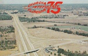 New Super Interstate Highway , Florida , 1970 InterState 75
