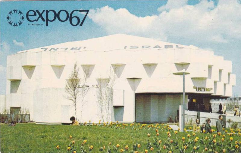 Expo 67, Montreal, Canada,  40-60s
