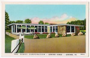 The Dewey Corporation, Quechee VT