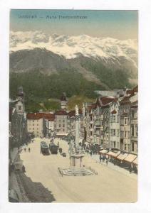 Innsbruck, Austria, 00-10s Maria Theresienstrasse