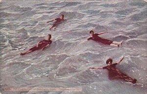 The Floaters Great Salt Lake Utah 1911