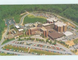 Unused Pre-1980 HOSPITAL SCENE Concord New Hampshire NH W2619