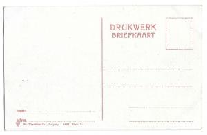 Netherlands Holland Gravenhage Huis ten Bosch Hague Postcard
