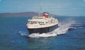 Yarmouth Ferry BLUENOSE , Nova Scotia , Canada , PU-1965
