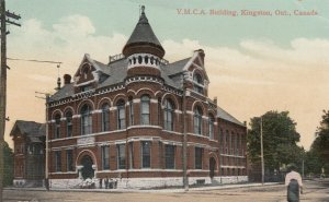 KINGSTON  , Ontario , 1912 ; Y.M.C.A.