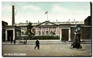 England - England - London - The Royal Mint - Old Postcard