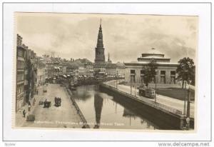RP ; Kobenhavn, Danmark 00-10s ; Thorvaldsens Museum og Nicolai Taarn