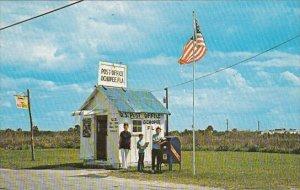 Florida Ochopee Post Office 1975