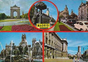 Multi View Madrid Spain
