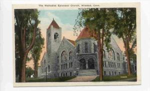 The Methodist Episcopal Church, Winsted, Connecticut, 1930-1940s