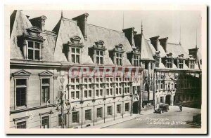 Old Postcard Grenoble Courthouse