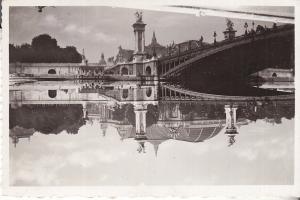Paris - Pont Alexandre-III & Petit Palais - RP