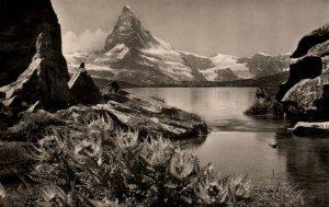 Blick Aufs Matterhorn,Switzerland BIN