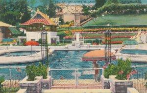 BALARA , Philippines , 1930-40s ; Swimming Pool